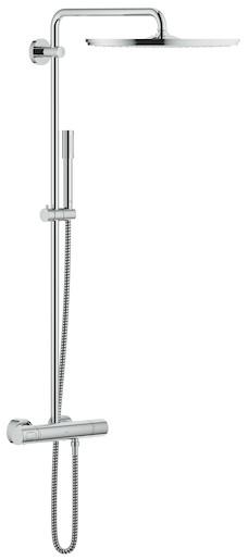 Sprchový systém Grohe Rainshower s termostatickou baterií 27174001
