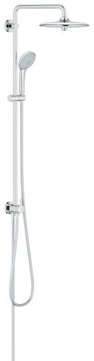 Sprchový systém Grohe Euphoria System bez baterie chrom 27421002