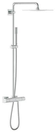 Sprchový systém Grohe Rainshower System s termostatickou baterií chrom 27569000