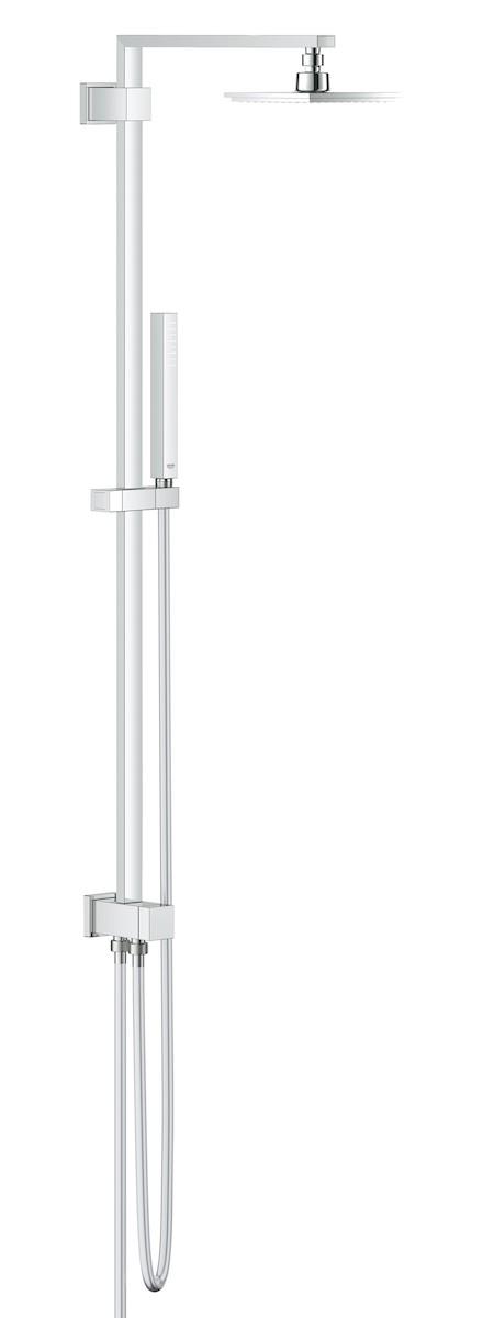 Sprchový systém Grohe Euphoria Cube System bez baterie chrom 27696000