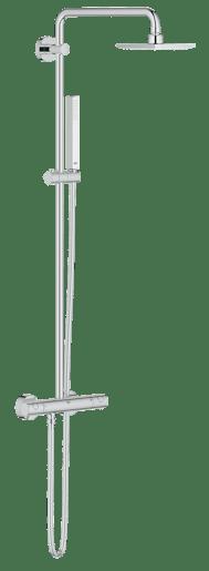 Sprchový systém Grohe Euphoria System s termostatickou baterií chrom 27932000