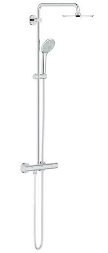 Sprchový systém Grohe Euphoria System s termostatickou baterií chrom 27964000