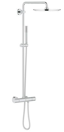 Sprchový systém Grohe Rainshower s termostatickou baterií 27966000