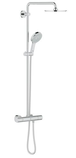 Sprchový systém Grohe Rainshower s termostatickou baterií 27967000