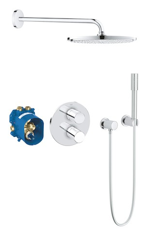 Grohe Grohtherm 34283001
