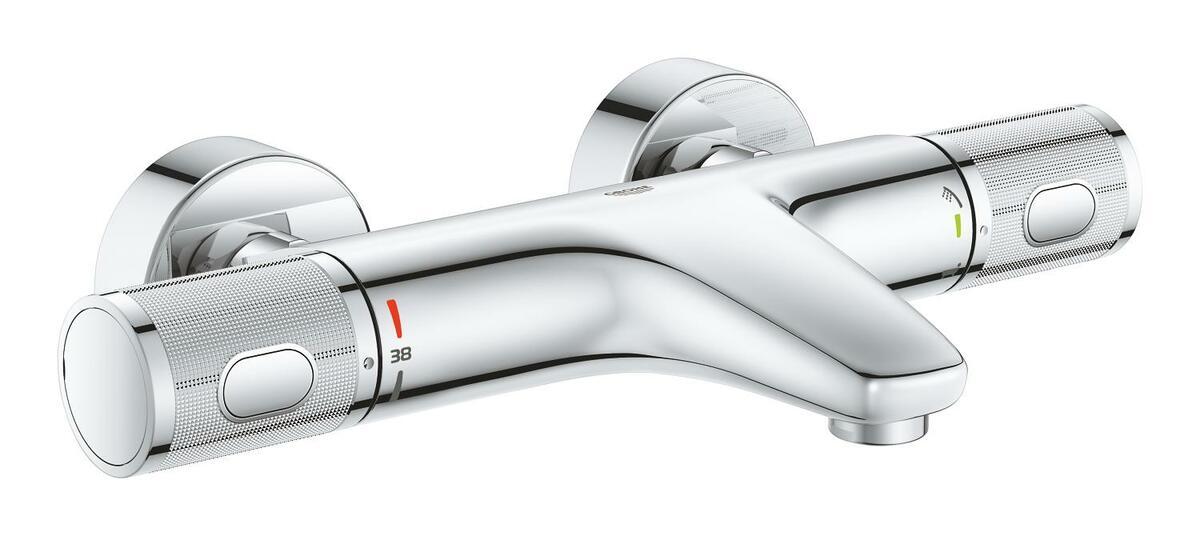 Vanová baterie Grohe Precision Feel bez sprchového setu 150 mm chrom 34788000