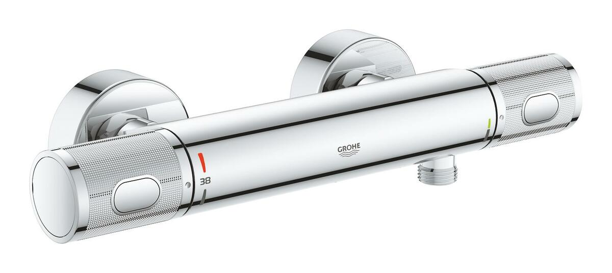 Sprchová baterie Grohe Precision Feel bez sprchového setu 150 mm chrom 34790000