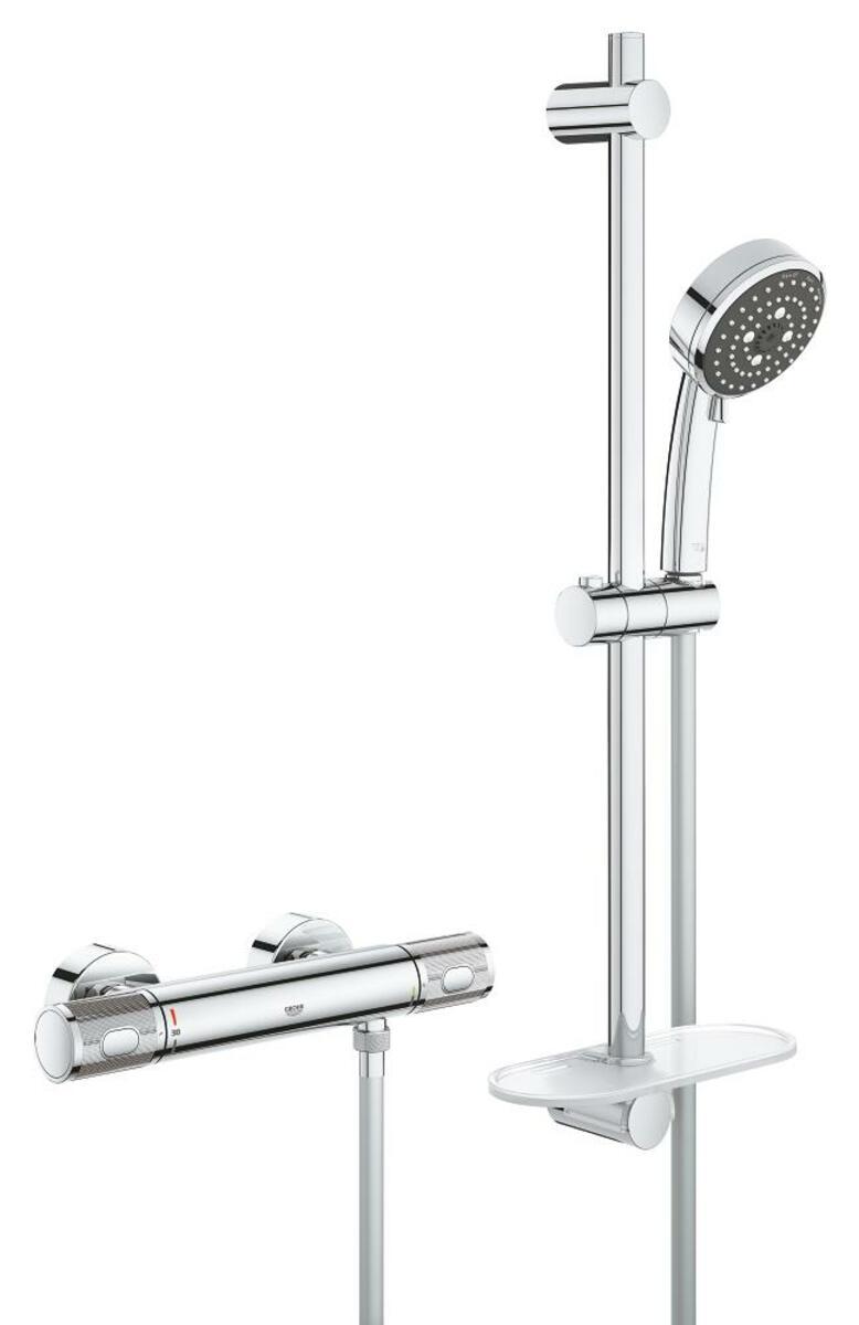 Sprchová baterie Grohe Precision Feel se sprchovým setem 150 mm chrom 34791000