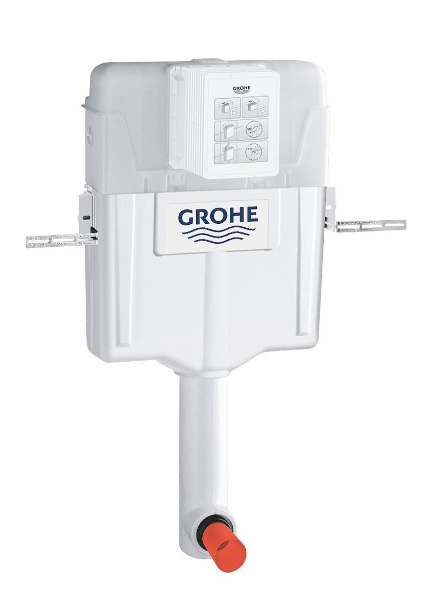 Nádržka pro zazdění k WC Grohe 38661000