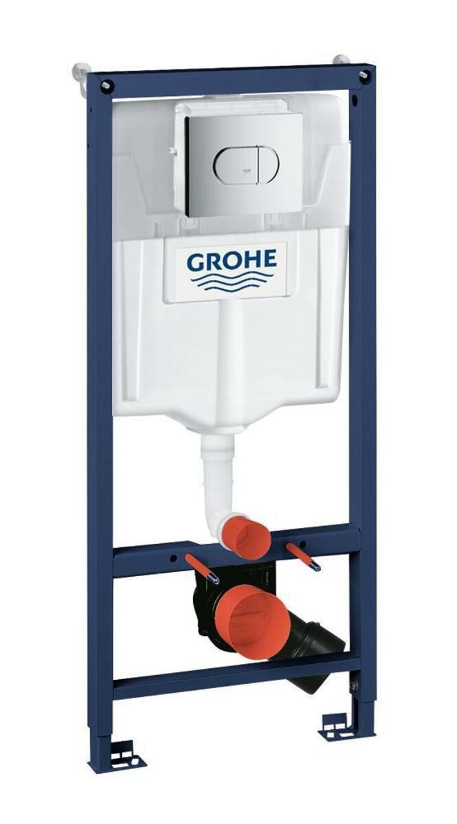 Modul do lehké stěny k WC Grohe Solido 38981000