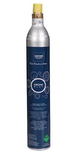 Grohe Náhradní díly Tlaková láhev CO2 425g pro Grohe Blue ( 4ks ) 40422000