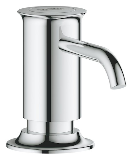 Dávkovač mýdla Grohe Authentic chrom 40537000