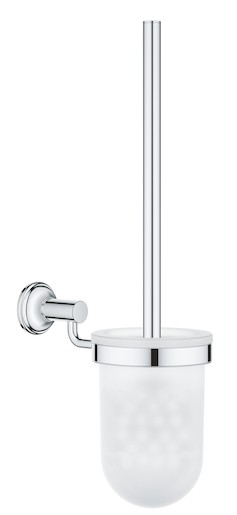 Wc štětka Grohe Essentials chrom 40658001