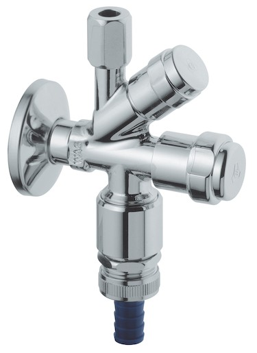 GROHE WAS® kombi-rohový ventil DN 15 41082000