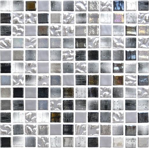 E-shop Skleněná mozaika Mosavit Galaxy rex 30x30 cm lesk GALAXYRE