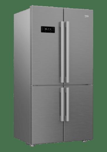 Volně stojící chladnička Beko GN1416231JX