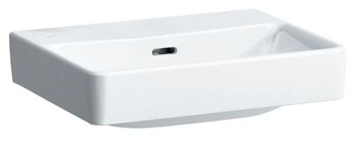 Umývátko Laufen Pro S 45x34 cm bez otvoru pro baterii H8169610001091