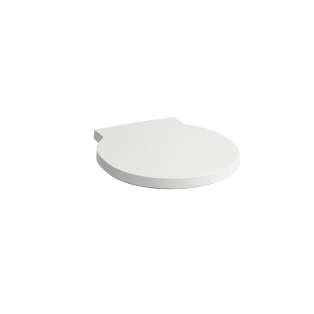 Wc prkénko softclose Laufen Val duroplast bílá H8942810000001