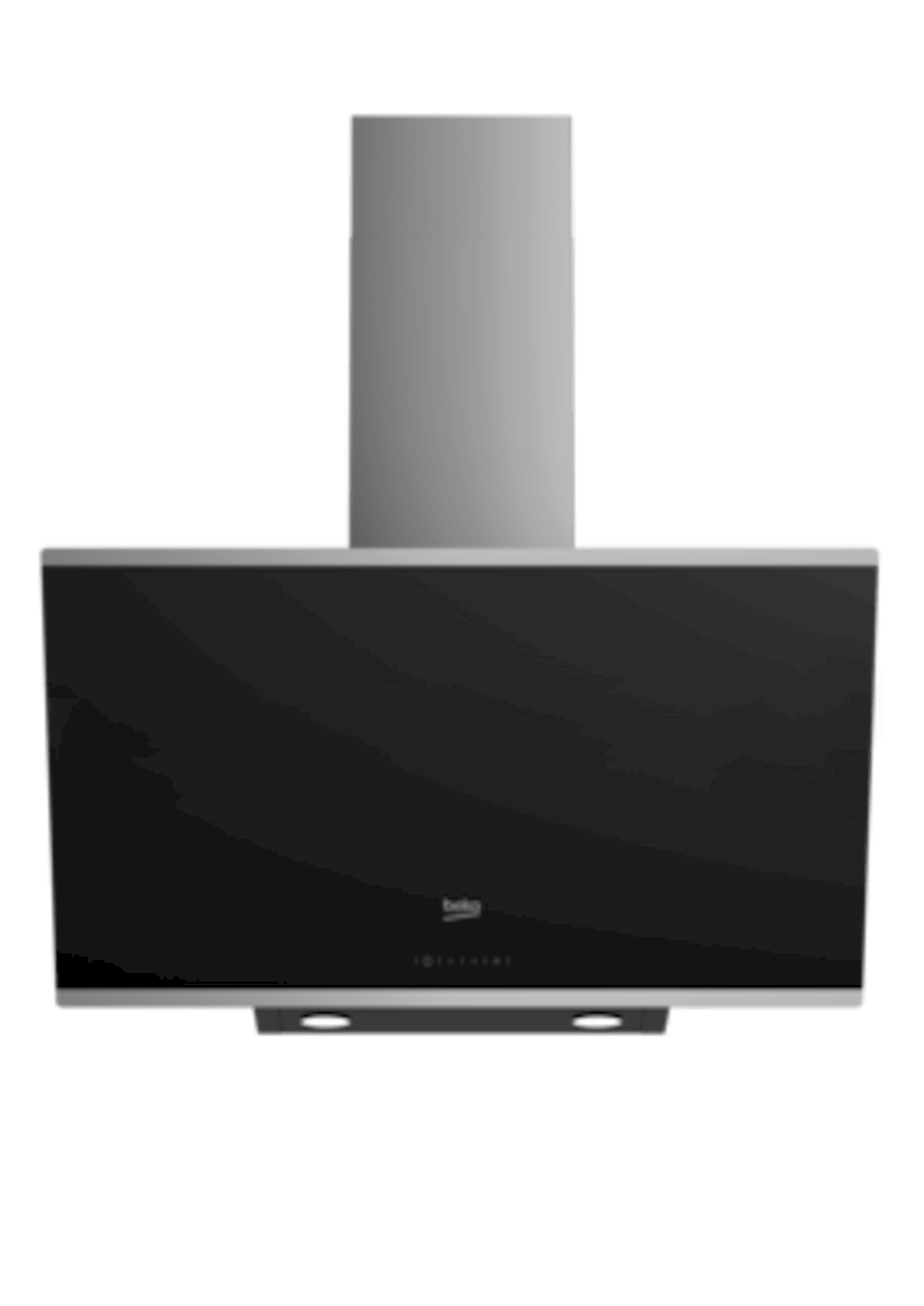 Digestoř BEKO komínová HCA93640BH 90 cm