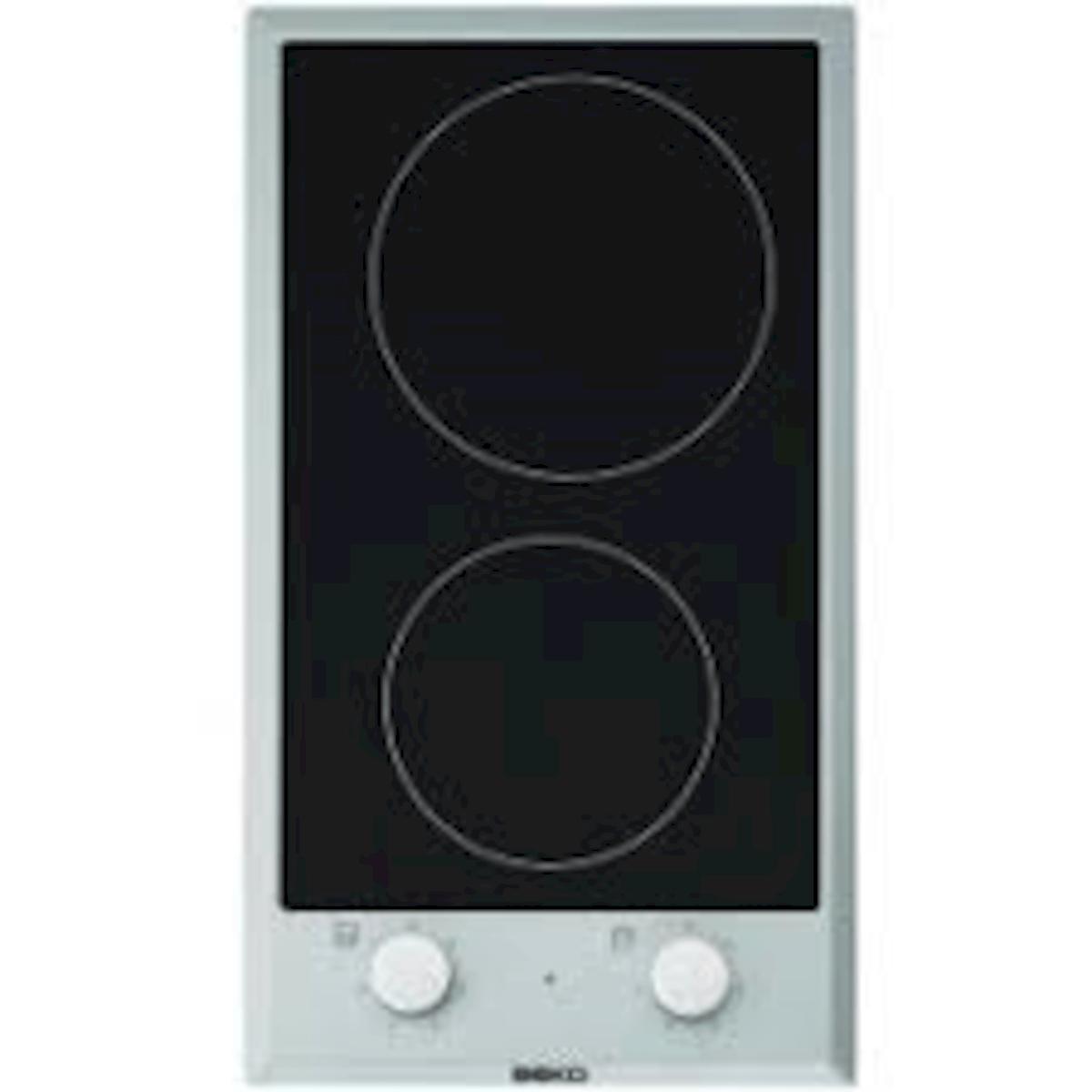 Sklokeramická varná deska Beko černá HDCC32200X