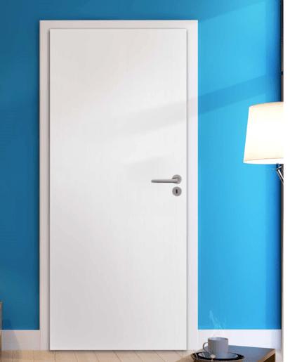 Ibiza interiérové dveře levé bílá 70cm - IBIZAB70L