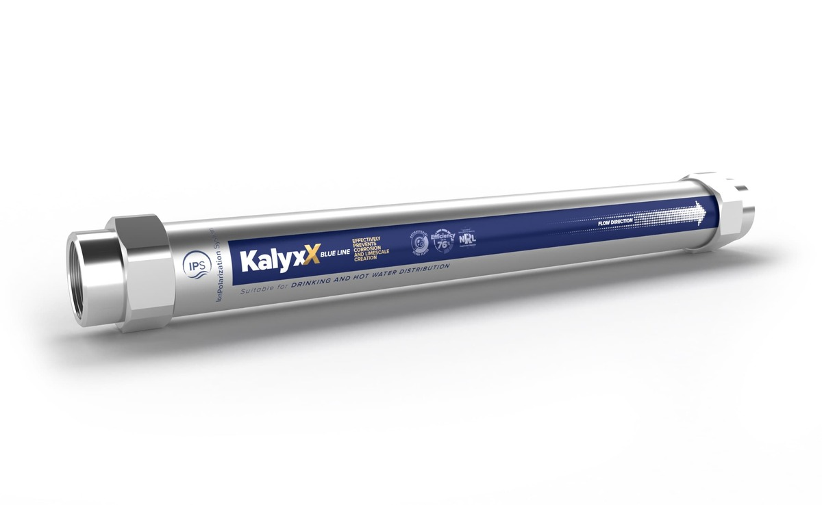 "SAT IPS Kalyxx Blue Line G 6/4"" IPSKXBG64"