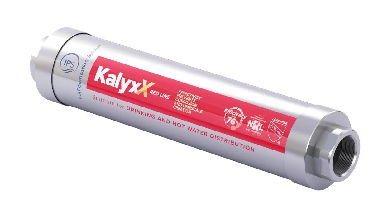 """SAT - IPS KalyxX odstranění vodního kamene G1/2"""" IPSKXRG12"""