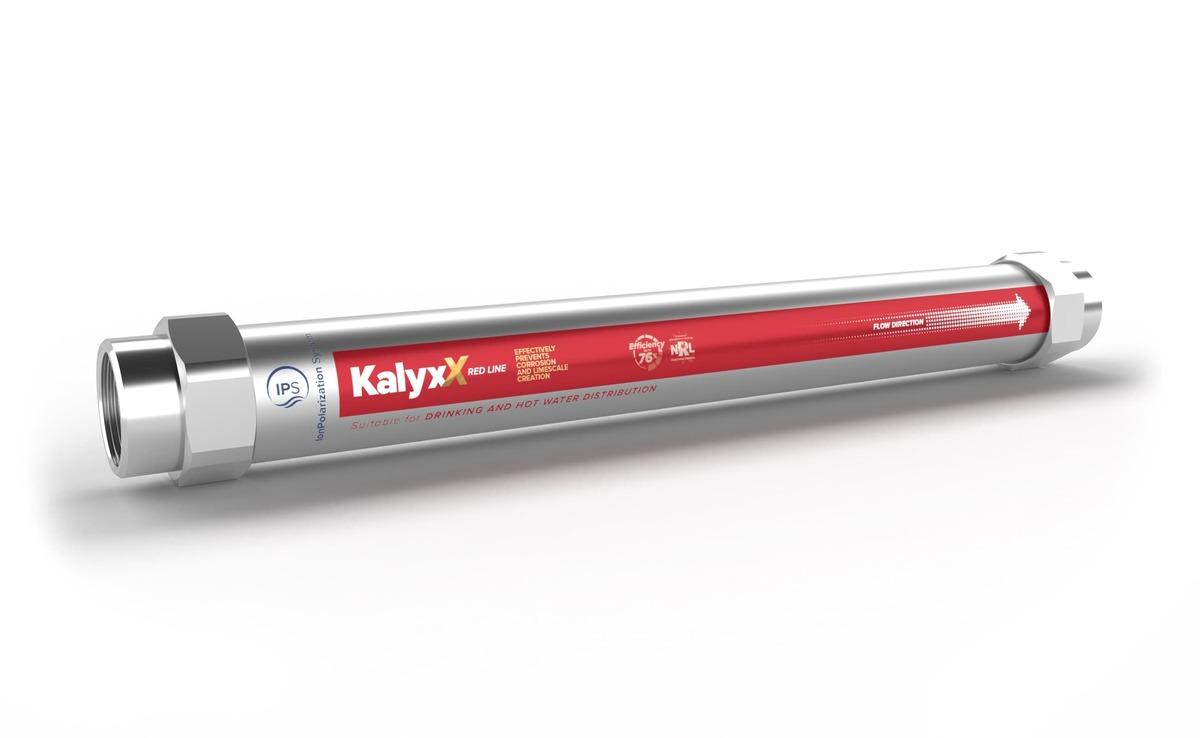 """SAT IPS Kalyxx Red Line G6/4"""" IPSKXRG64"""