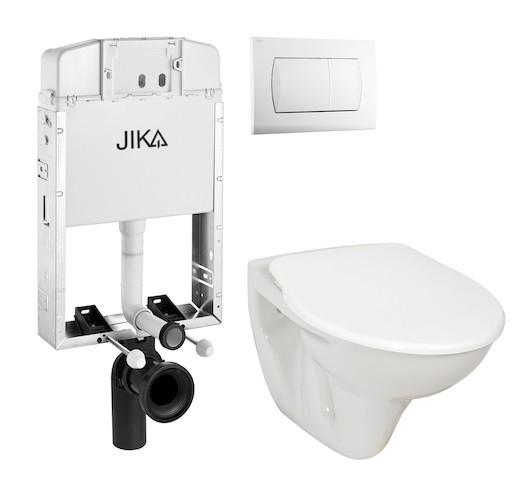 Jika komplet WC pro zazdění KMPLJIKA