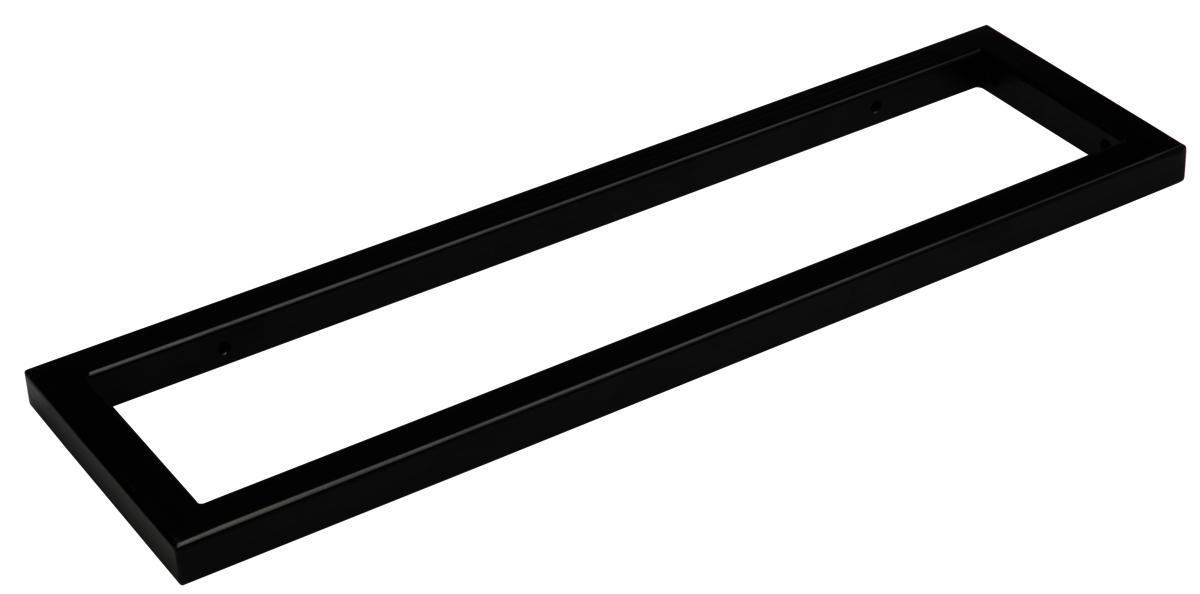 Příslušenství konzole lakovaná Naturel Dolce 45 cm černá mat KONZOLEH45C