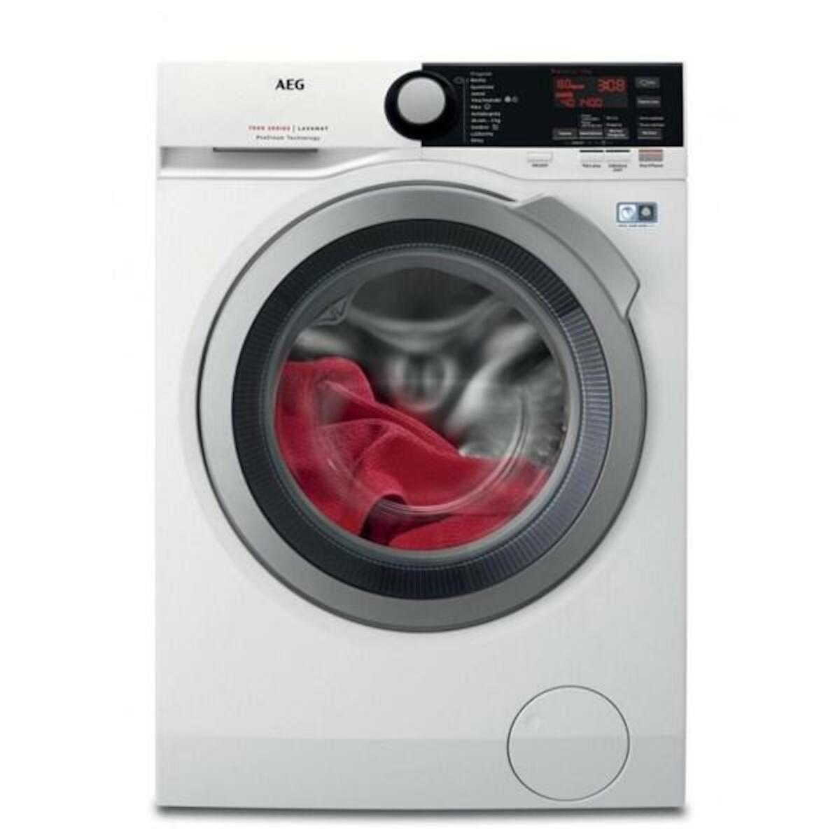 Pračka AEG L7FBE68SC