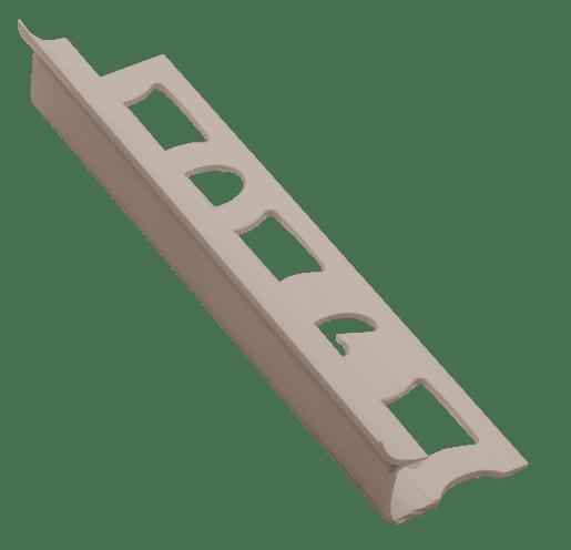 Lišta rohová vnitřní PVC bahama, délka 250 cm, výška 9 mm, LV92501