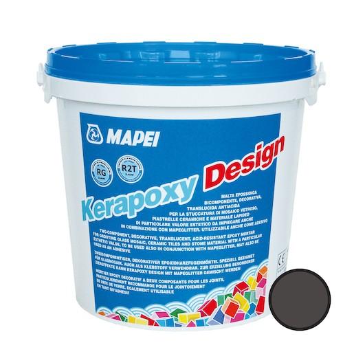 Spárovací hmota Mapei Kerapoxy Design 3 kg sopečný písek (RG) MAPXDESIGN3149