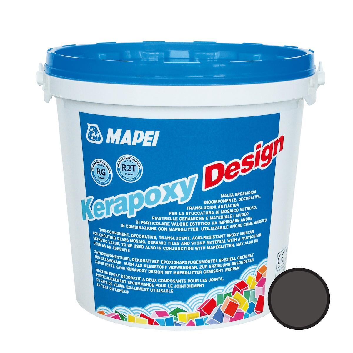 Spárovací hmota Mapei Kerapoxy Design sopečný písek 3 kg R2T MAPXDESIGN3149