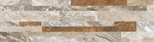 Obklad Multi Muro ardesia 17x62 cm reliéfní MUROAR