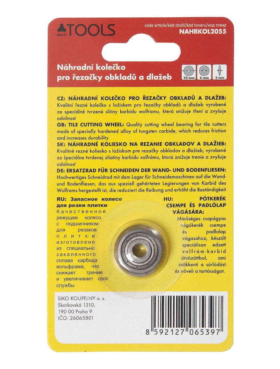 Řezací Kolečko Multi Tools NAHRKOL2055