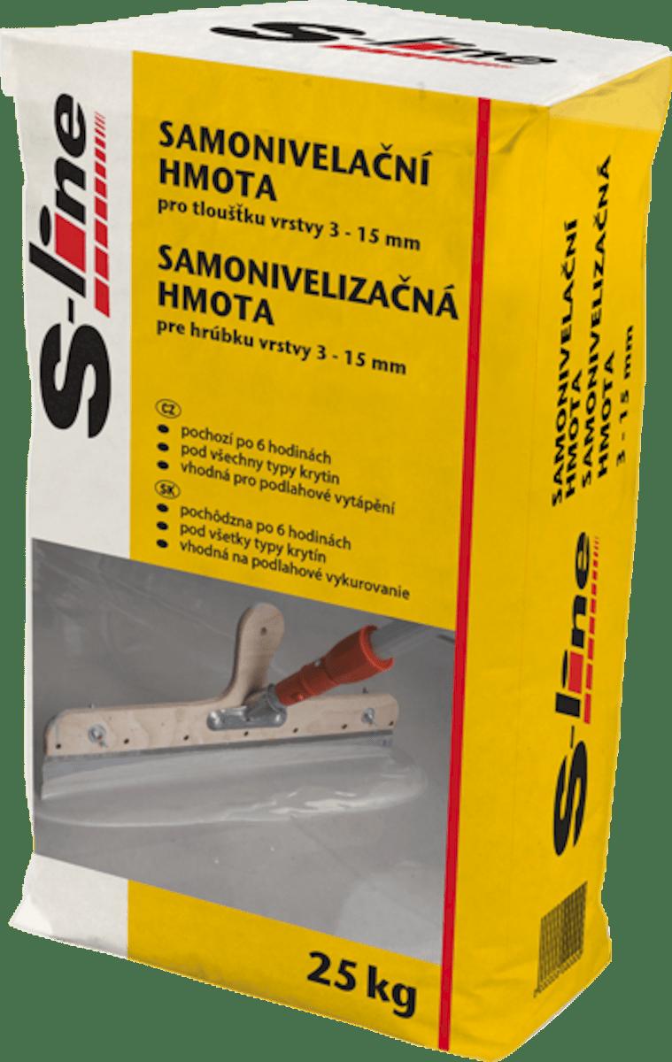 Samonivelační hmota S-Line 25 kg NH25