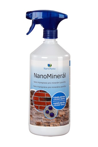 Nano impregnace Nano4you NanoMinerál 1000 ml NM1