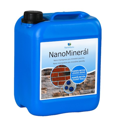 Nano impregnace Nano4you NanoMinerál 5000 ml NM5