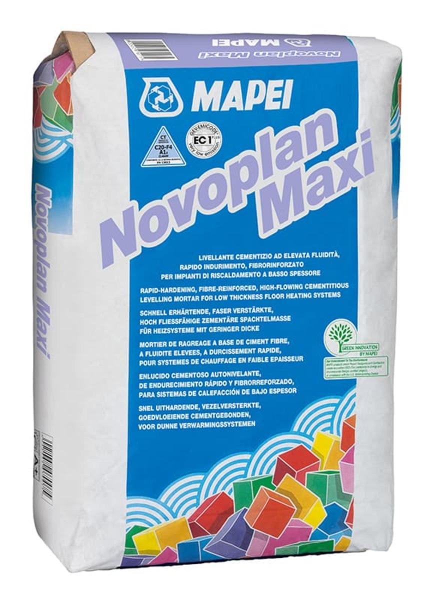 Samonivelační hmota Mapei Novoplan Maxi 25 kg 1495125