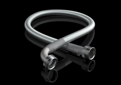 """Flexira Xconnect Aqua G3/4"""" W–G3/4"""" 150 cm nerezová připojovací pračková, myčková hadice 1,5m (FLX.0"""