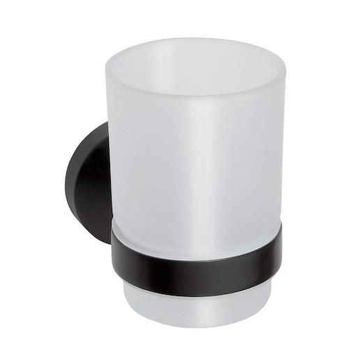 Držák skleniček Noir, černá 104110010