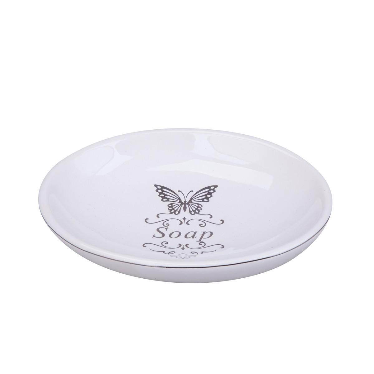 Mýdlenka Optima Provence bílá PRO39