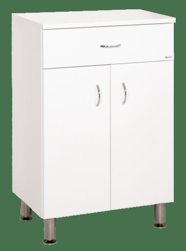 Koupelnová skříňka nízká Keramia Pro 50x33,3 cm bílá PRON50DV