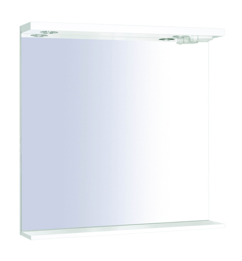 Zrcadlo s LED osvětlením Keramia Pro 70 x 80 cm PROZRCK70IP