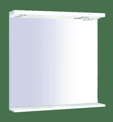 Zrcadlo s LED osvětlením Keramia Pro 80 x 80 cm PROZRCK80IP