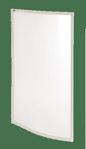 Vanová zástěna Laguna Fortuna 135x87 cm bílá PSFORTUNA160P0