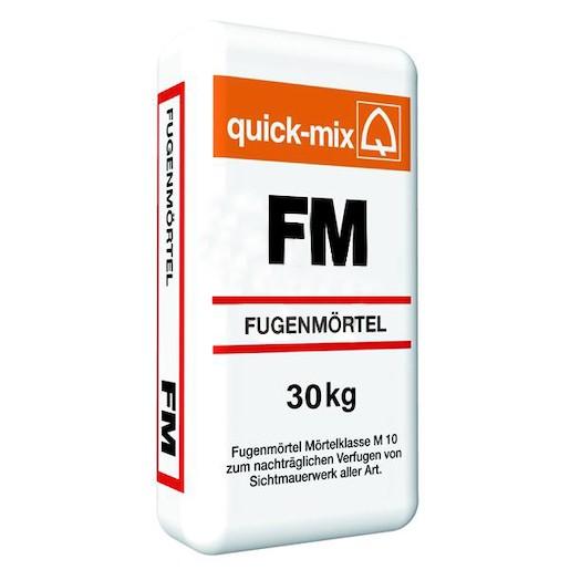 Spárovací hmota quick-mix FM 30 kg bílobéžová (CG2W) QMFMBB