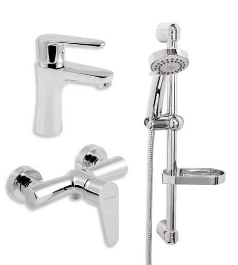 Koupelnová sada sprchová Novaservis Fresh SADA96061