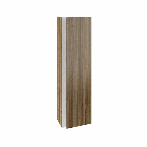 Koupelnová skříňka vysoká Ravak 10° 45x29 cm tmavý ořech X000000753